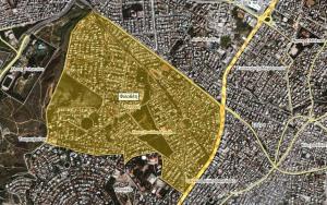 Χάρτης Δήμου Φιλοθέης